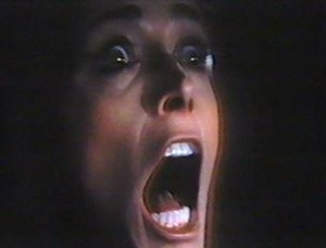 Margot Kidder in The Amityville Horror