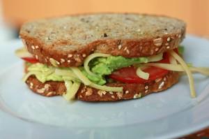 thrifty sandwich