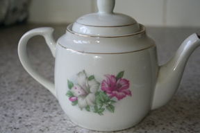 frugal teapot