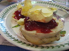 clotted cream jam