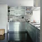 baby oil clean steel kitchen
