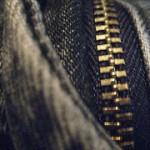 baby oil zipper