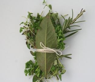 bouquet garni herbs