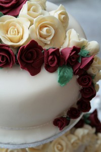 fake wedding cake uk