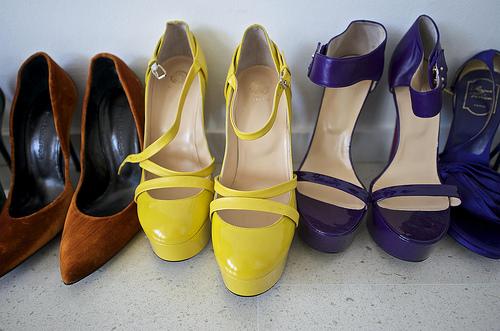 caring for designer shoes