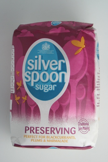 preserving sugar