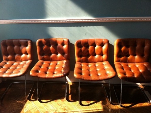 vintage heals chairs