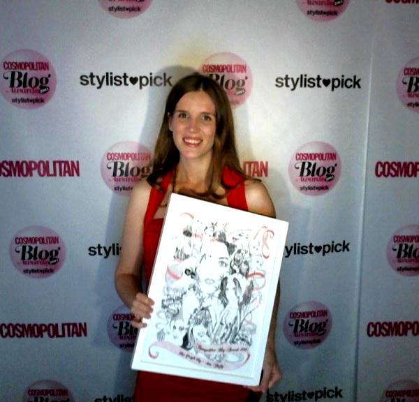 cosmo blog awards 2