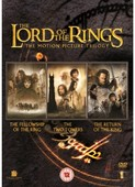 cheap LOTR trilogy dvd