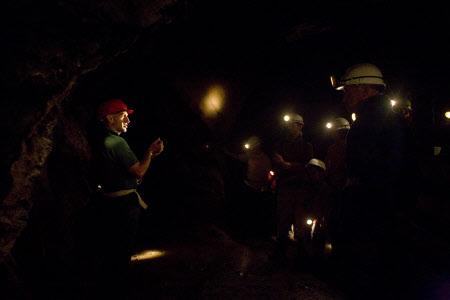 Dolaucothi Gold Mines