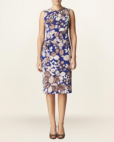 luchia print dress
