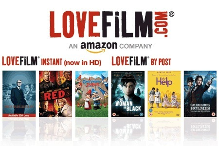 lovefilm discount