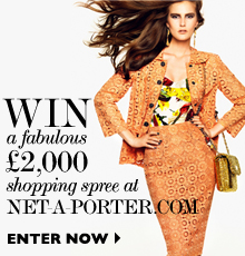 net a porter giveaway