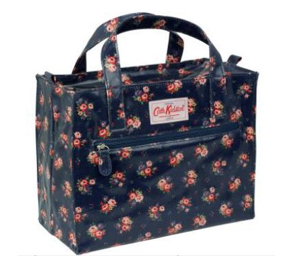 Cath Kidston - Victoria Rose Box Bag