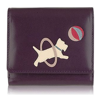 Radley half-price circus dog wallet - Debenhams sale