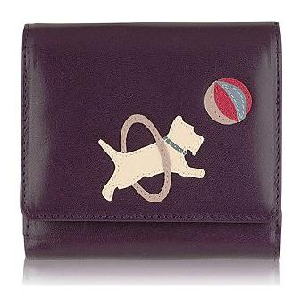 Radley half-price circus dog wallet - Debenhams sale