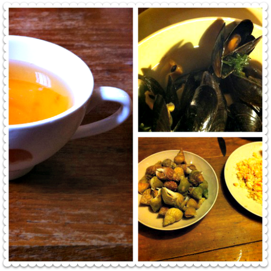 Brittany food