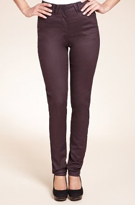 Stretch jeggings m and s