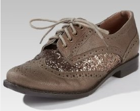 M&S Limited Collection Lace Up Brogue Shoes