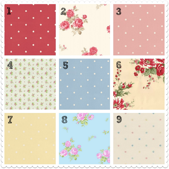 Cath kidston wallpaper the thrifty versions miss thrifty for Cheap wallpaper uk