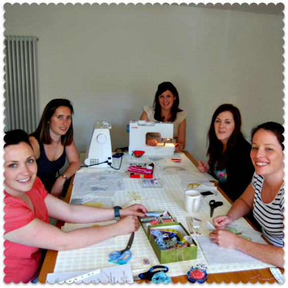 love me sew crafternoon