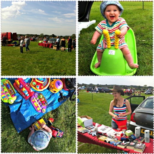 car boot sale sellers tips