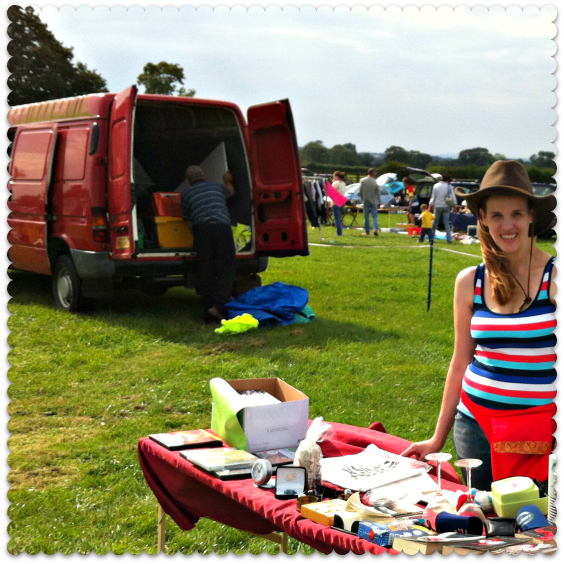 Car Boot Sale Tips Uk