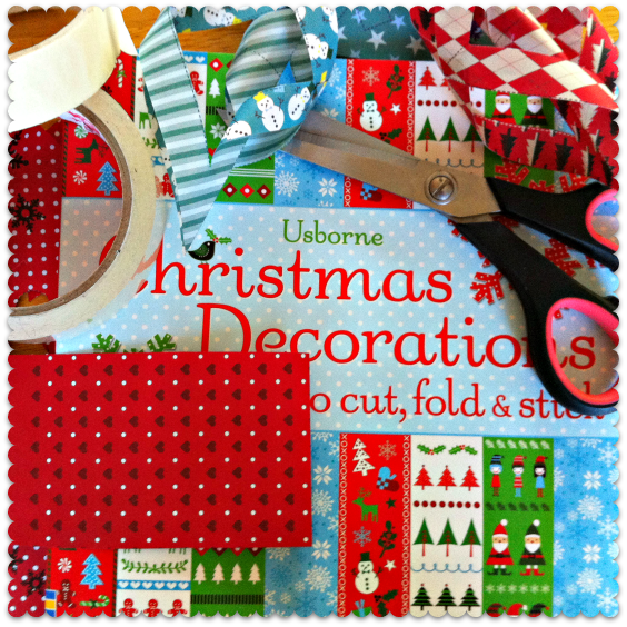 usborne christmas decorations
