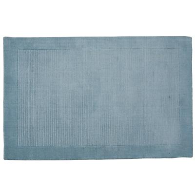 john lewis blue rug