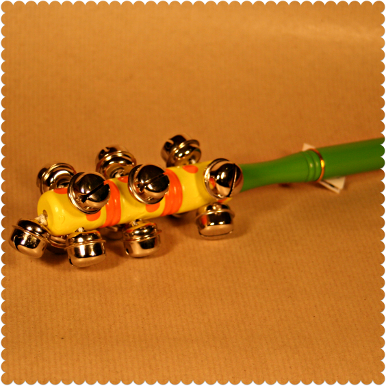 thrifty baby rattle