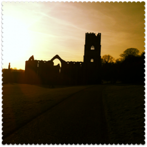 miss thrifty - fountains abbey