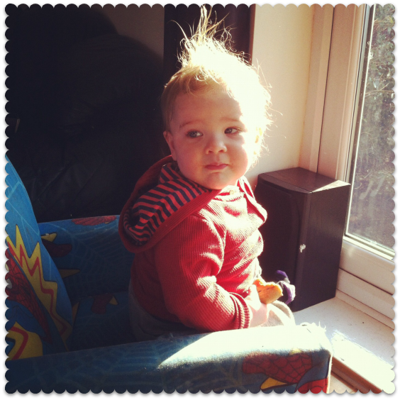 miss thrifty - thrifty baby chair
