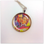 cherry baby  casablanca necklace