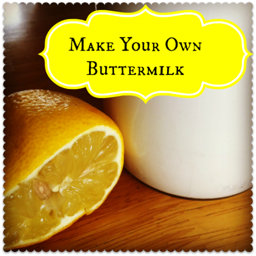 make buttermilk