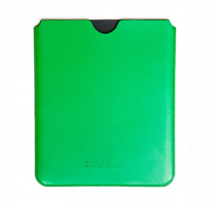 zatchels leather iPad Case