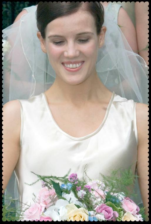 thrifty bride