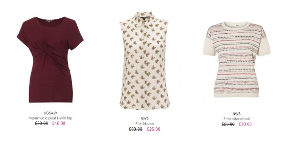 atterley road sale tops