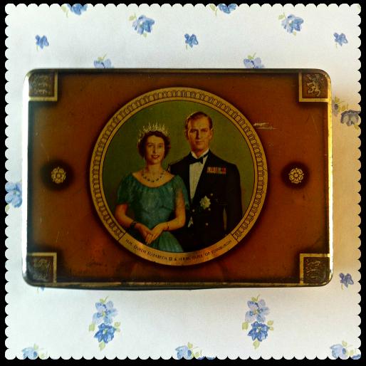 coronation tin
