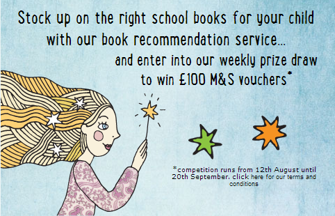 win M&S vouchers with Collins