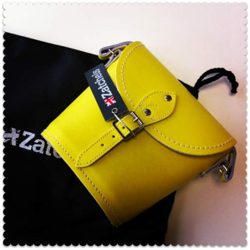 zatchels discount code - barrel bag