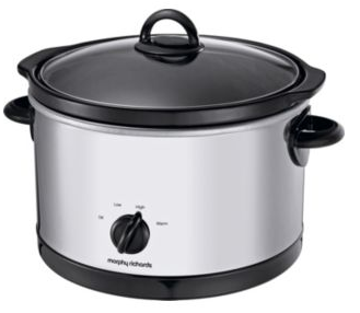 morphy richards 6L slow cooker