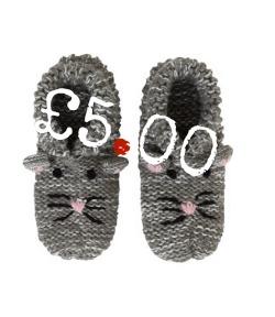 cath kidston kitten slippers