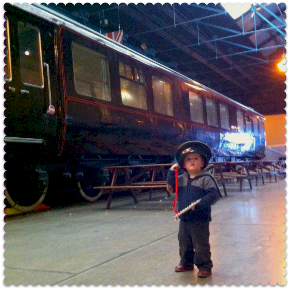 national railway museum half term