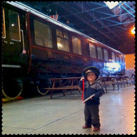 national railway museum half term