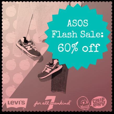 ASOS 24 hour sale