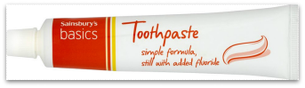 value toothpaste
