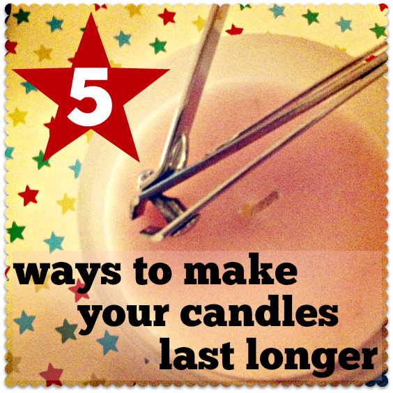 524b9054f4 How to make your candles last longer - the top tips   tricks - Miss ...