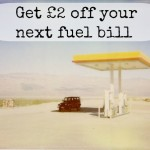 get 2 pounds off fuel