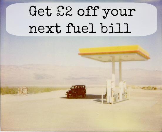 get 2 pounds off fuel