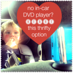 portable dvd player cheapest option